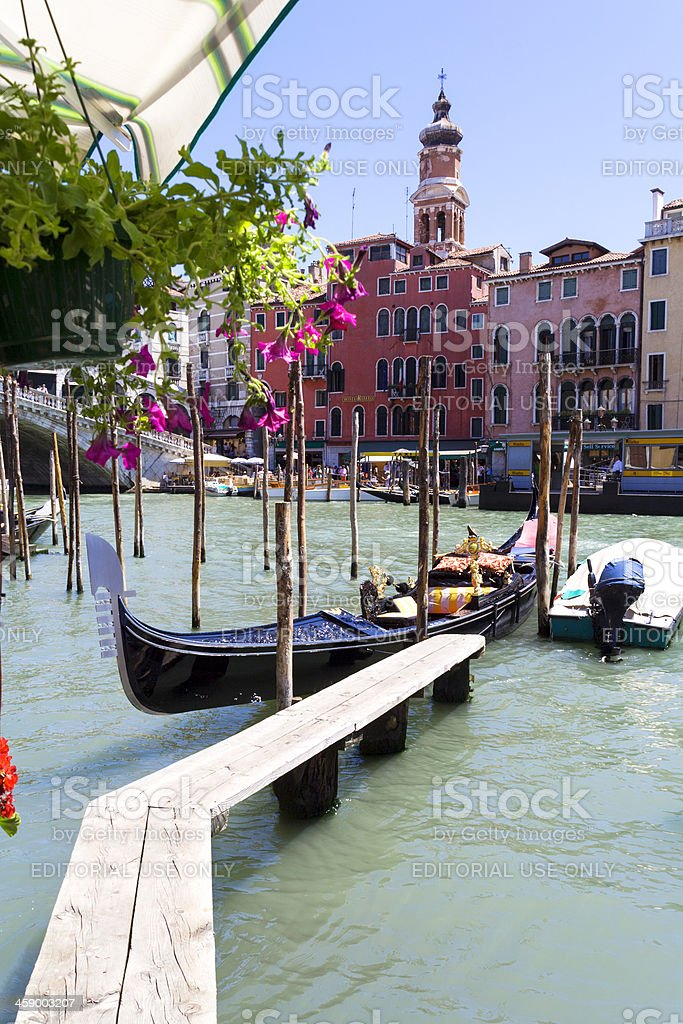 Rialto, Venice royalty-free stock photo