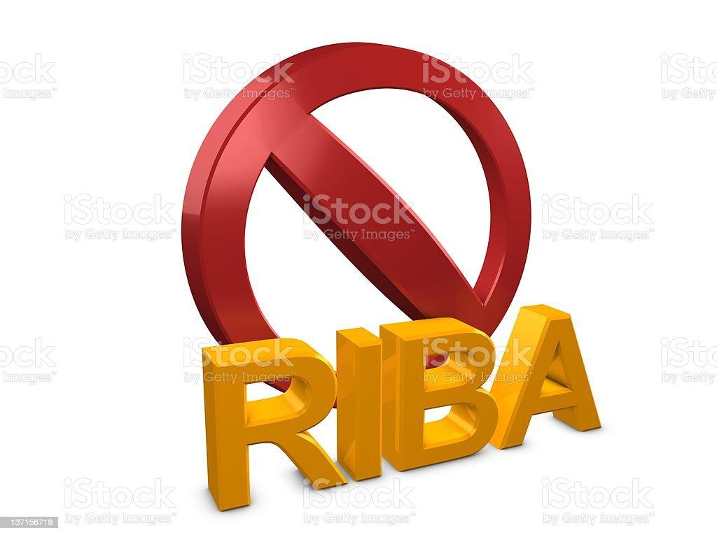 Riba royalty-free stock photo