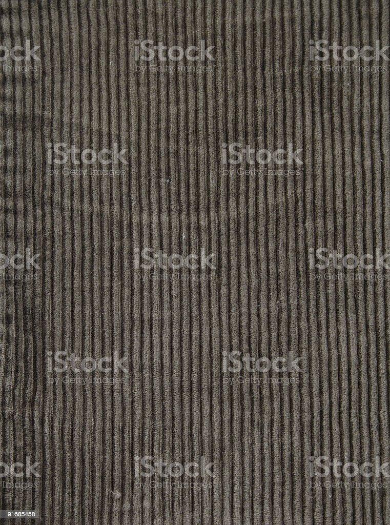 ribbed velveteen stock photo