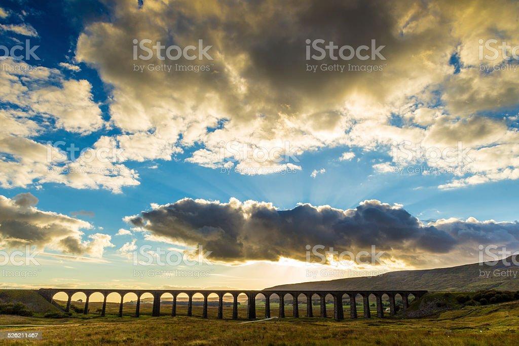 Ribblehead stock photo