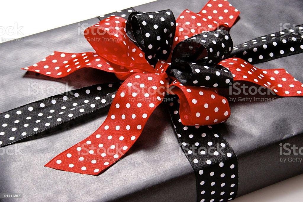 Ribbon 2 royalty-free stock photo