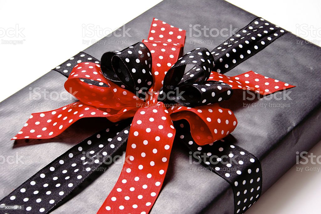 Ribbon 3 royalty-free stock photo