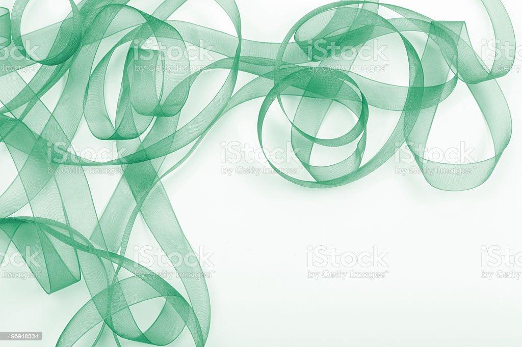 Ribbon background stock photo