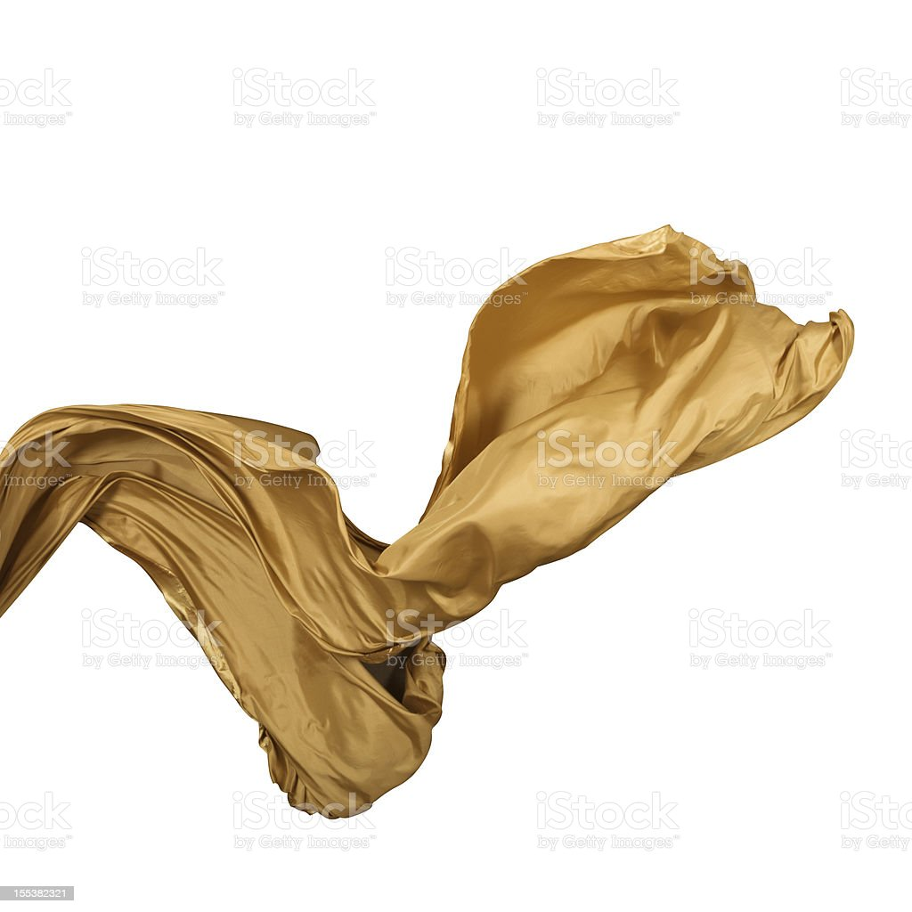 ribbon isolated on white background stock photo