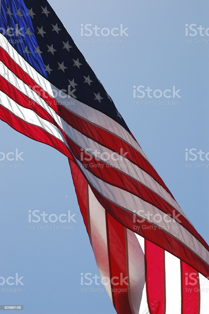 Ribbon of Colors royalty-free stock photo