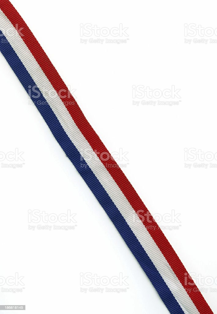 Ribbon stock photo