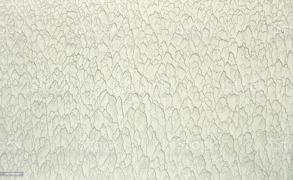 Rice paper with the dark gray veins (XXL) stock photo