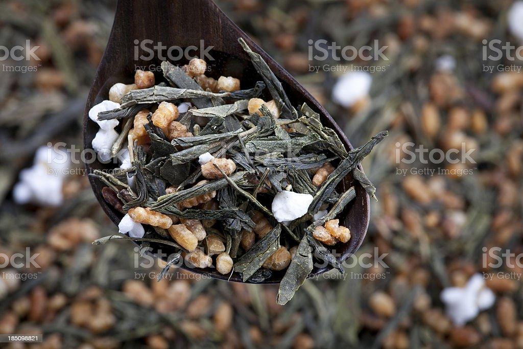 rice tea stock photo