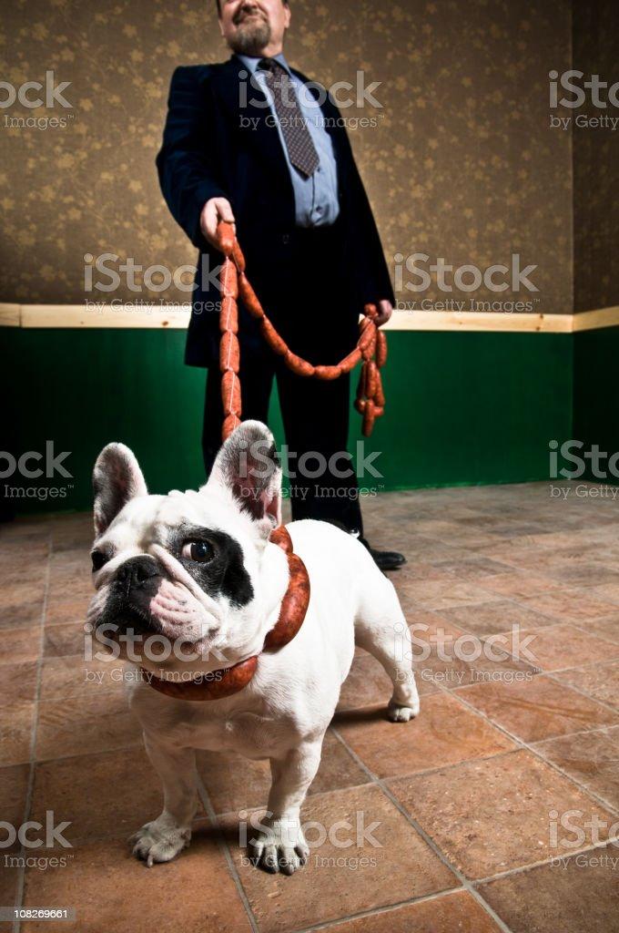Rich Businessman royalty-free stock photo