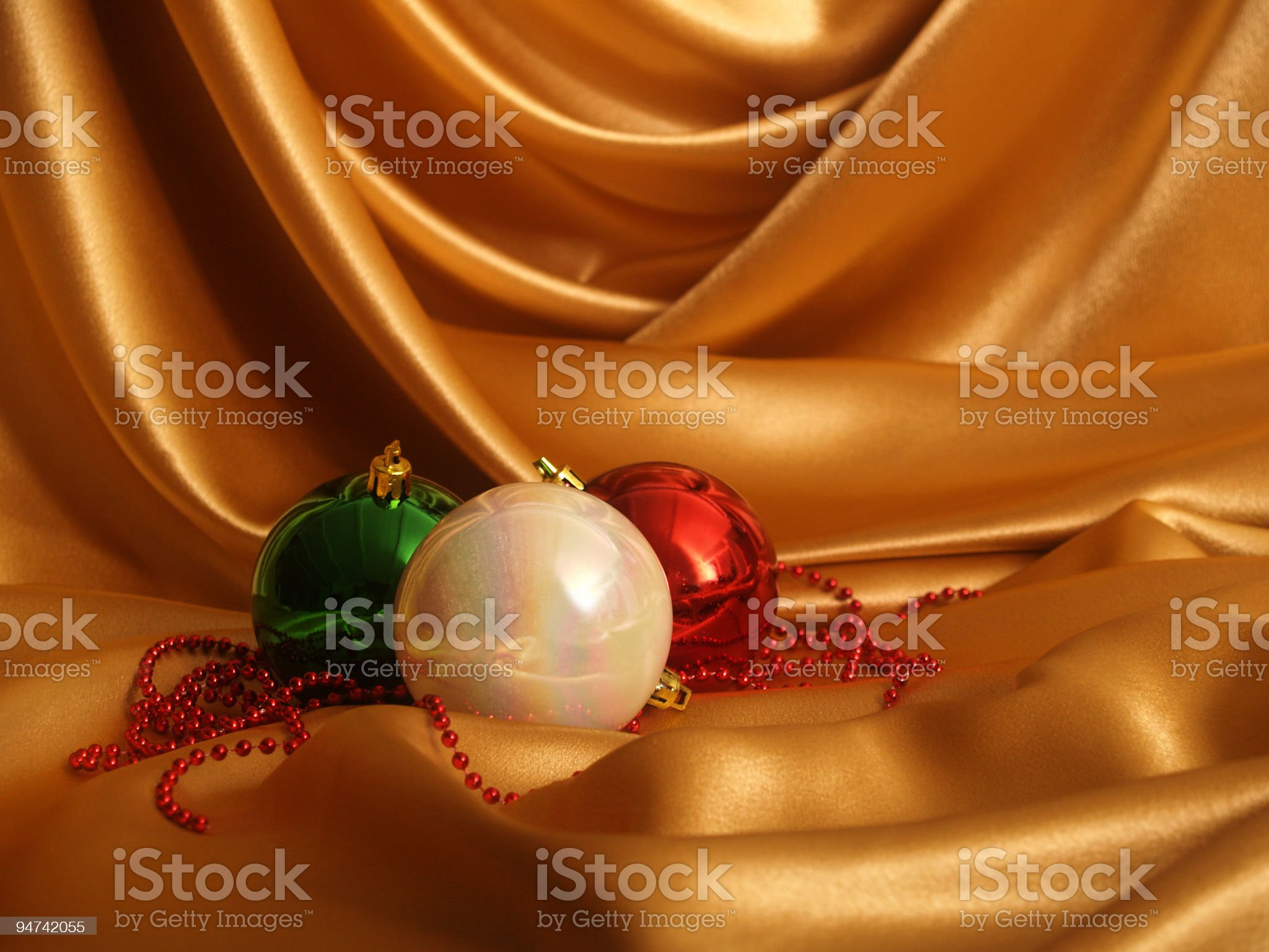 Rich Christmas Color royalty-free stock photo