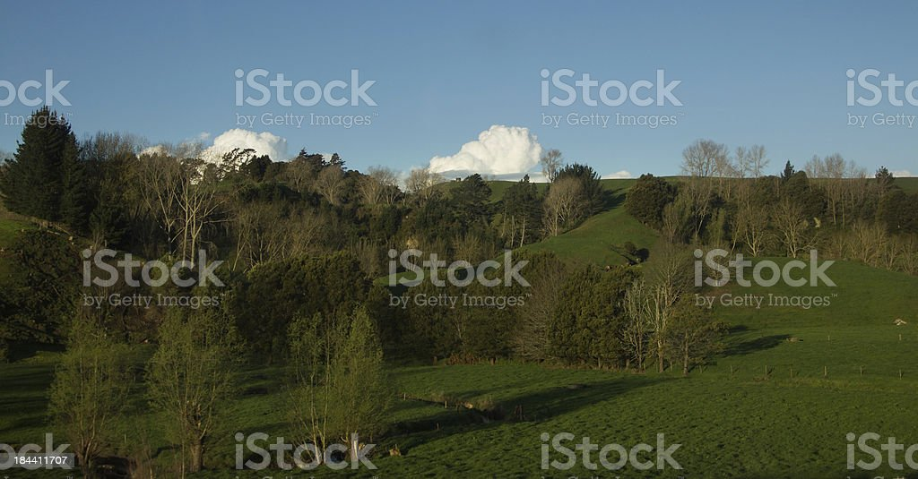 Rich Farmland royalty-free stock photo