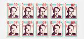 Richard Nixon Presidential Campaign Stickers