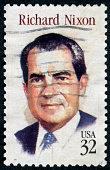 Richard Nixon Stamp