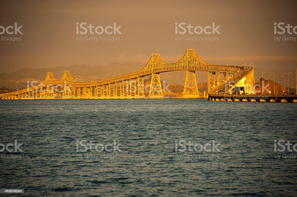 Richmond Bridge stock photo