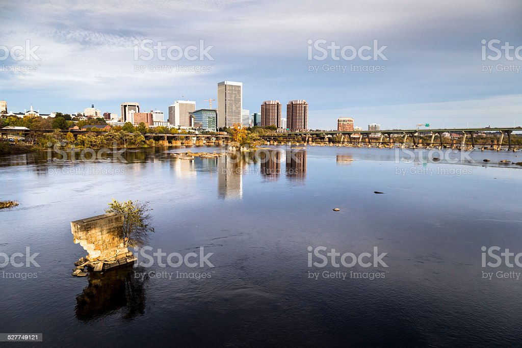 Richmond stock photo