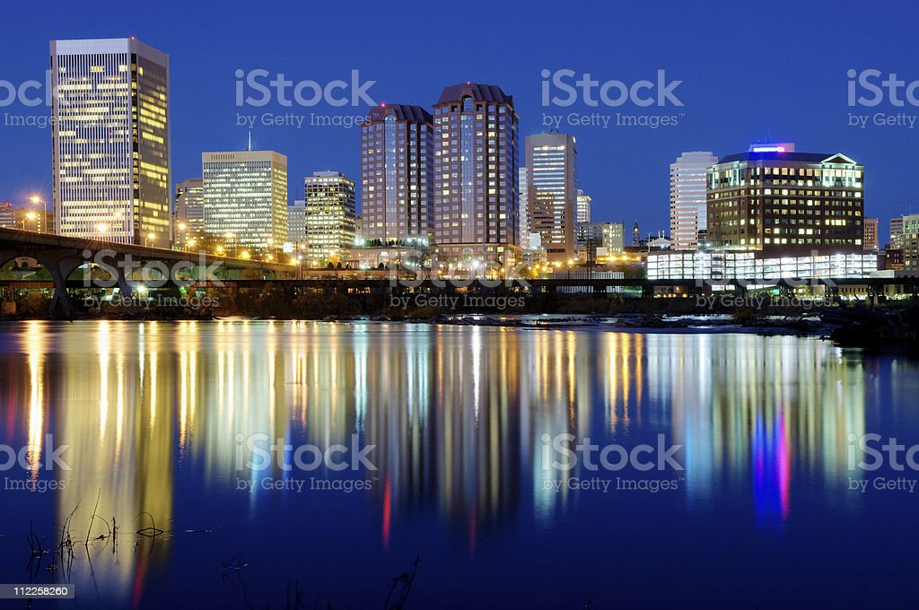 Richmond, VA HDR stock photo