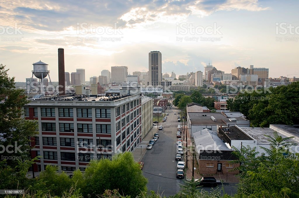 Richmond Virginia stock photo