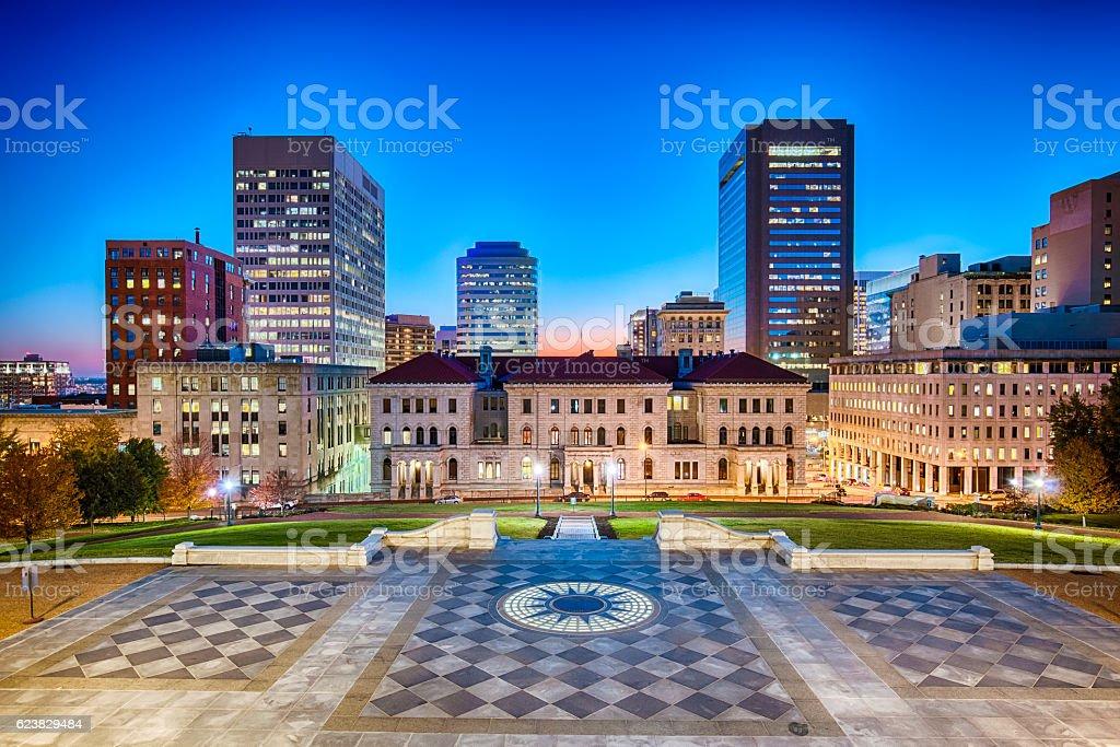 Richmond, Virginia stock photo