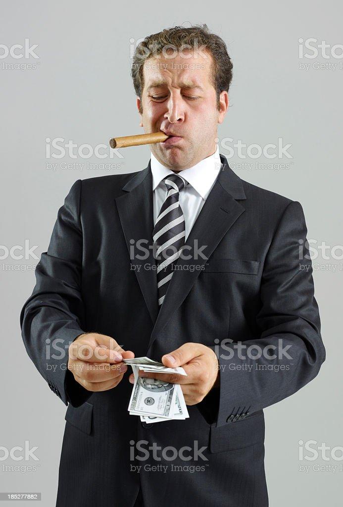 Richness stock photo
