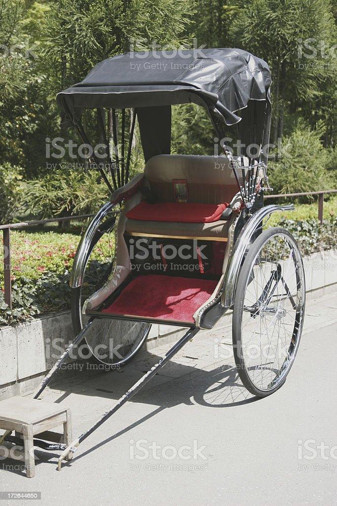 Rickshaw #2 royalty-free stock photo