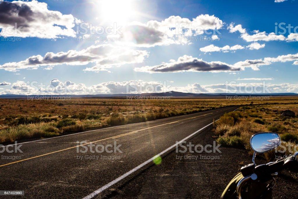 Ride Arizona stock photo