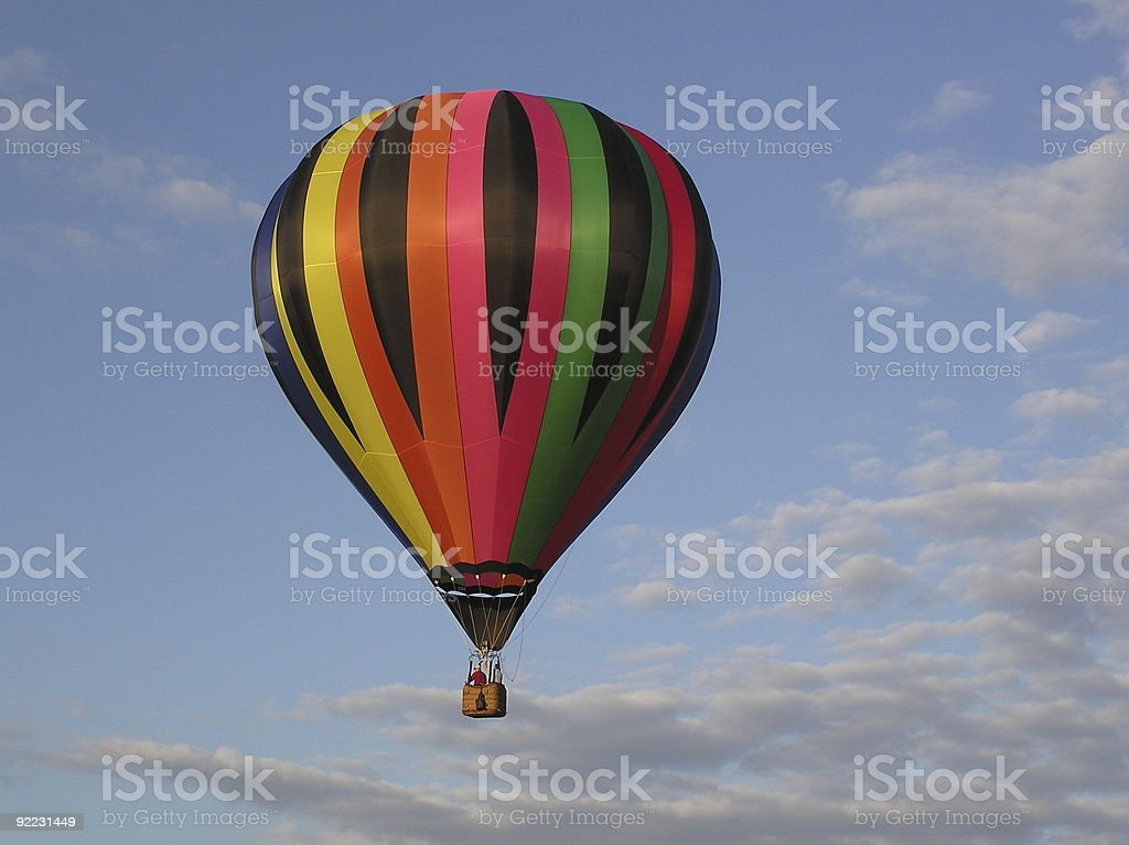Ride In The Sky, Stefonias Dream royalty-free stock photo