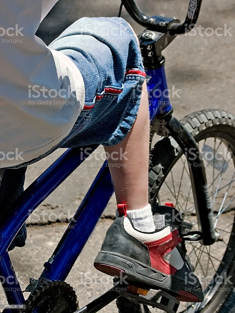 Ride on royalty-free stock photo