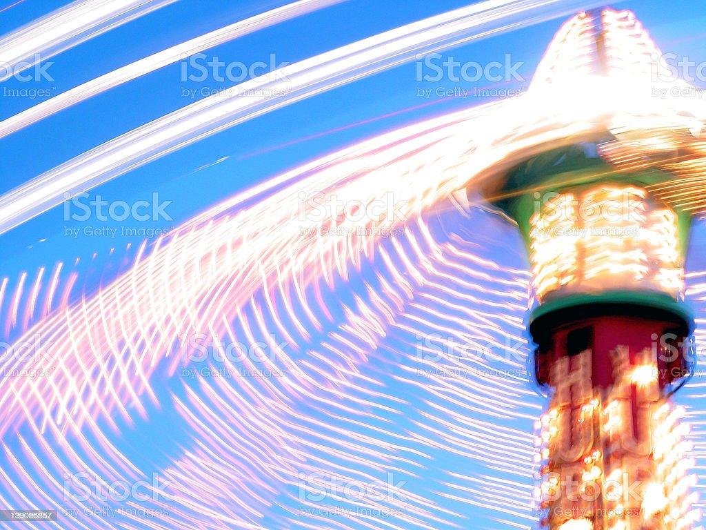 Paseo en el destornillador foto de stock libre de derechos