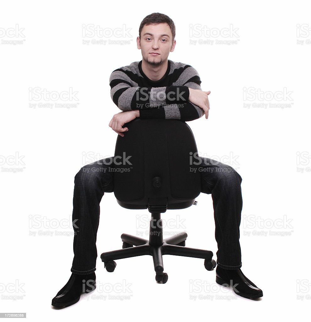 Ride The Chair stock photo