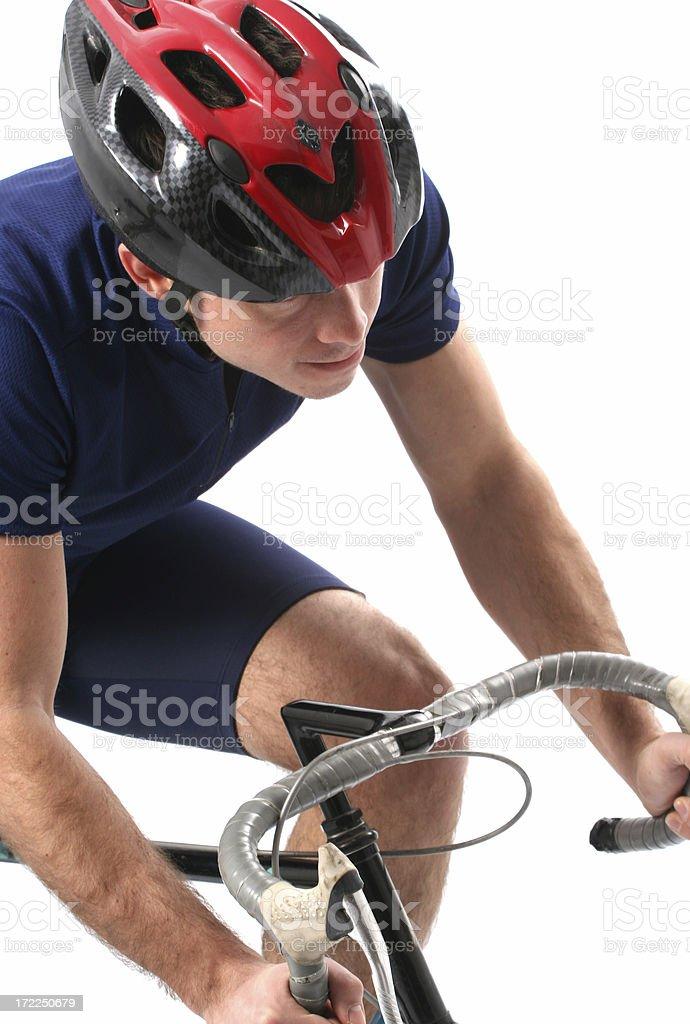 Rider royalty-free stock photo