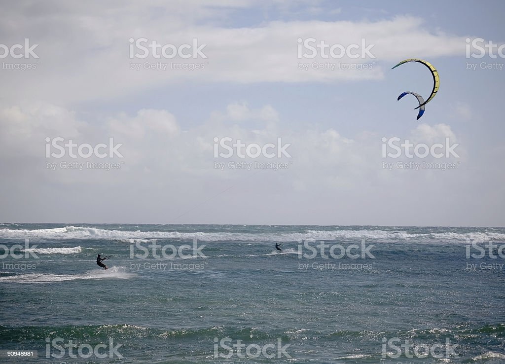 Riders on the storm royalty-free stock photo