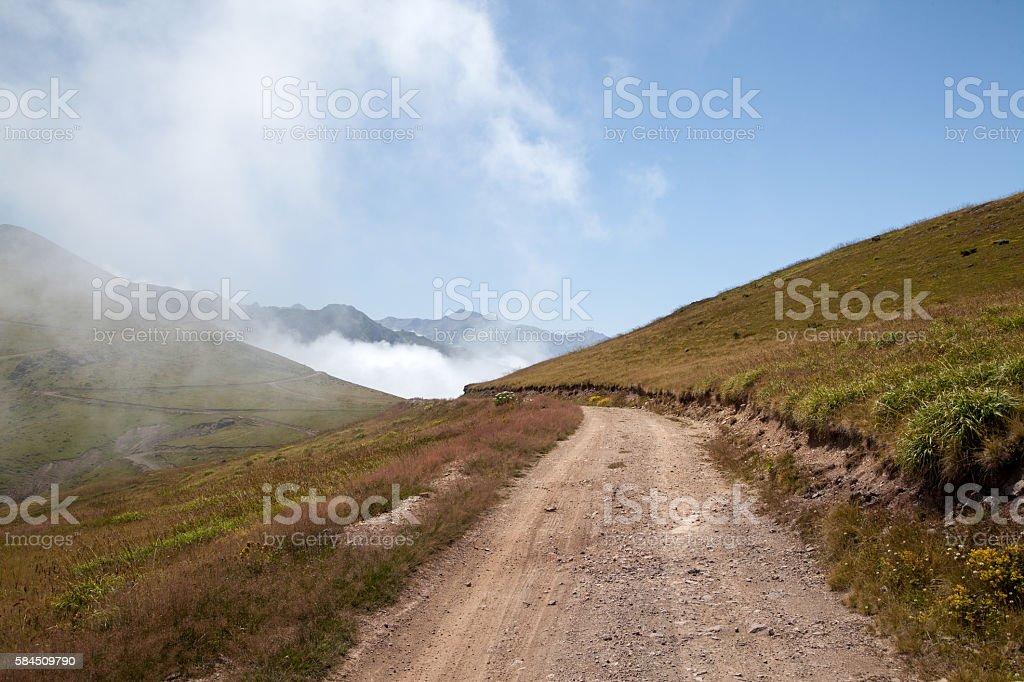 Ridgeway stock photo