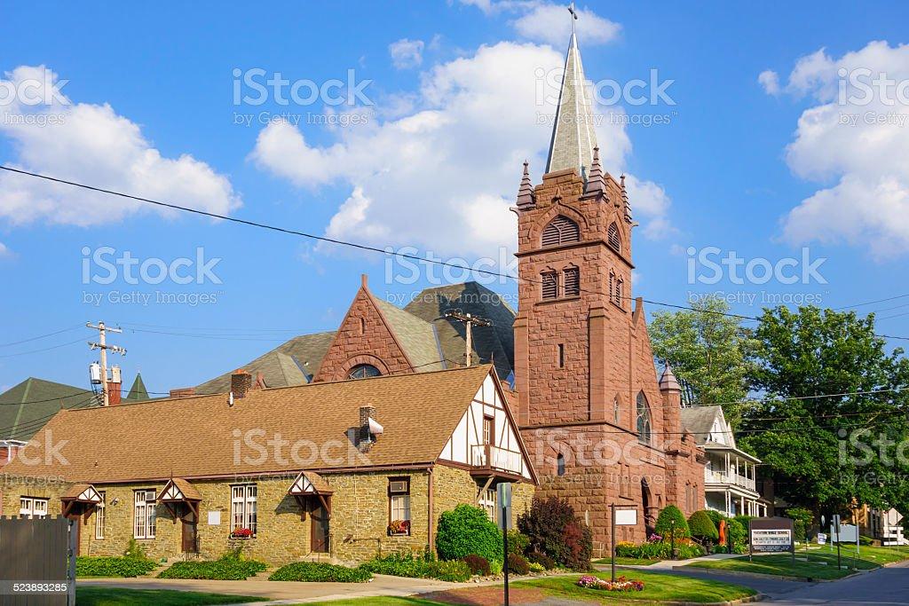 Ridgway, Elk County, Pennsylvania stock photo