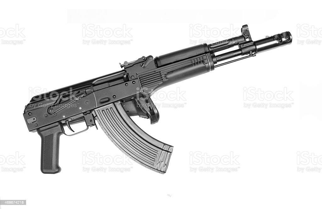 Rifle Gun stock photo