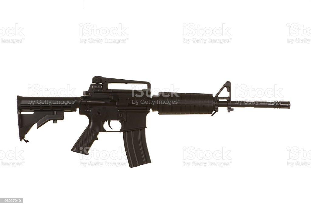 M4 Rifle stock photo