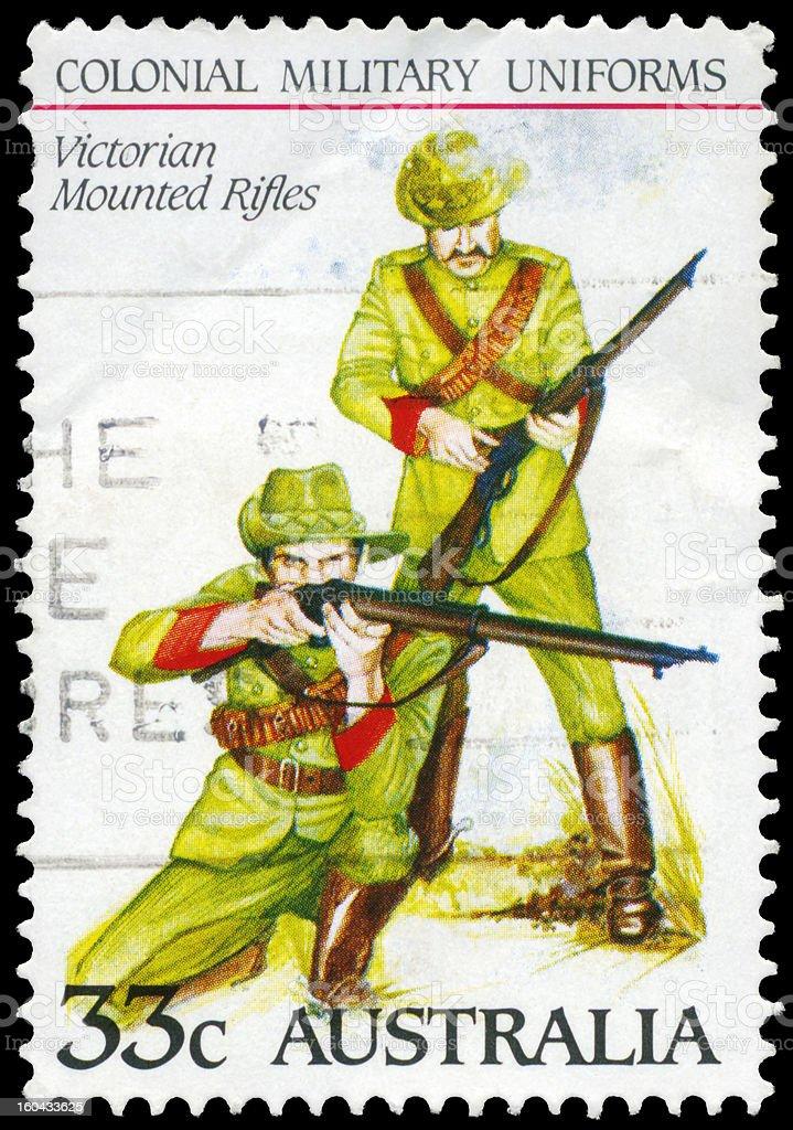 Rifles royalty-free stock photo
