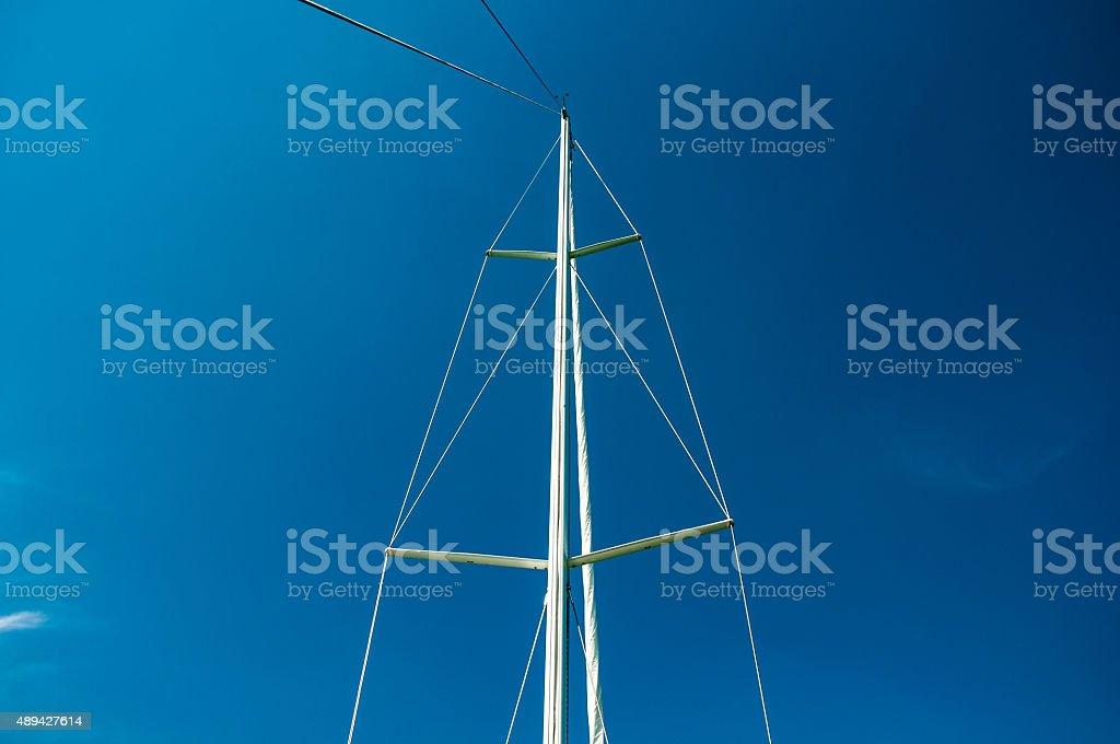 rigging stock photo