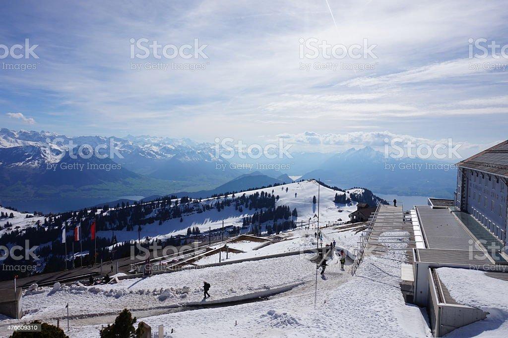 Rigi, Switzerland stock photo