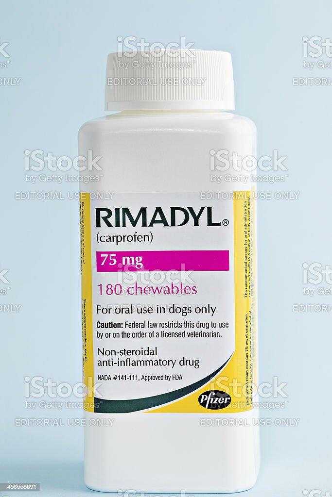 Rimadyl stock photo