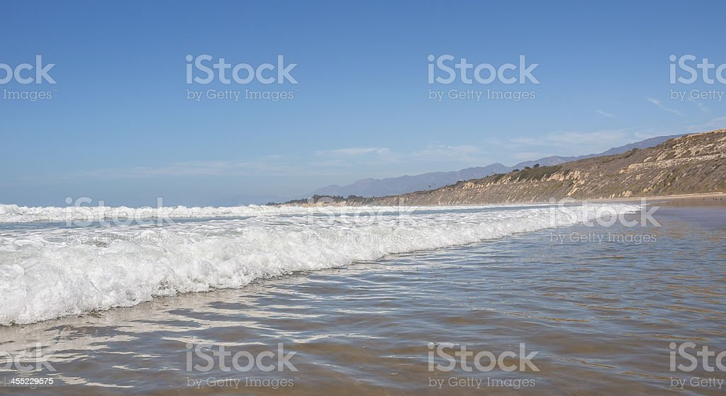 Rincon Wave stock photo
