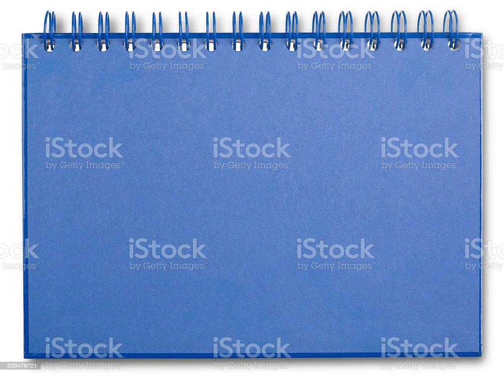 Ring binder stock photo