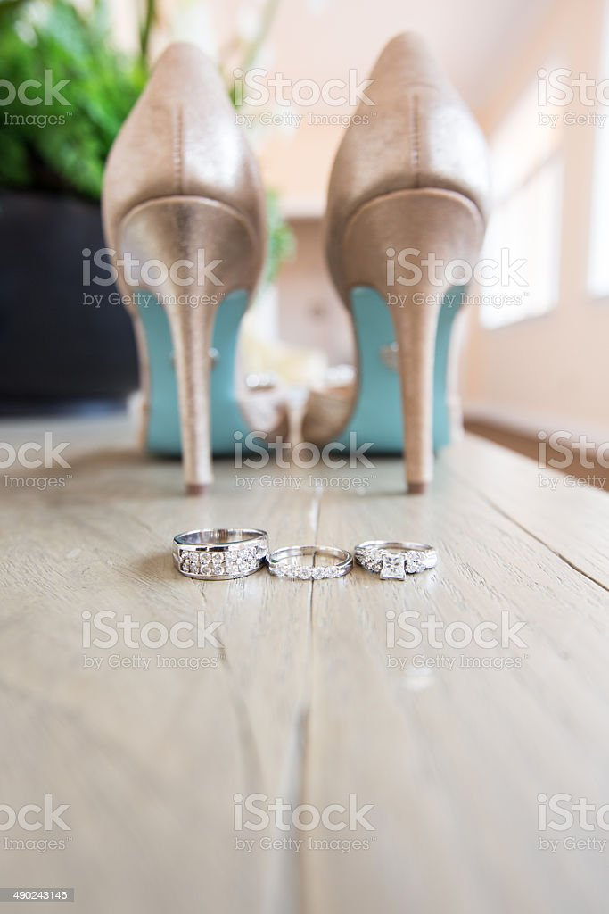 Ring Bling stock photo