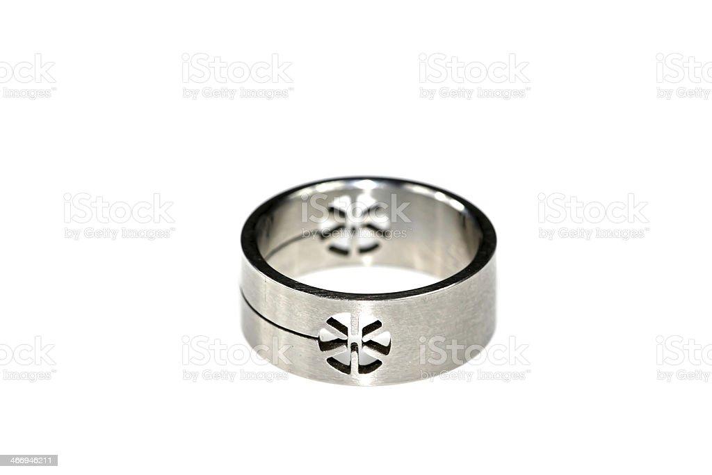 ring finger stock photo