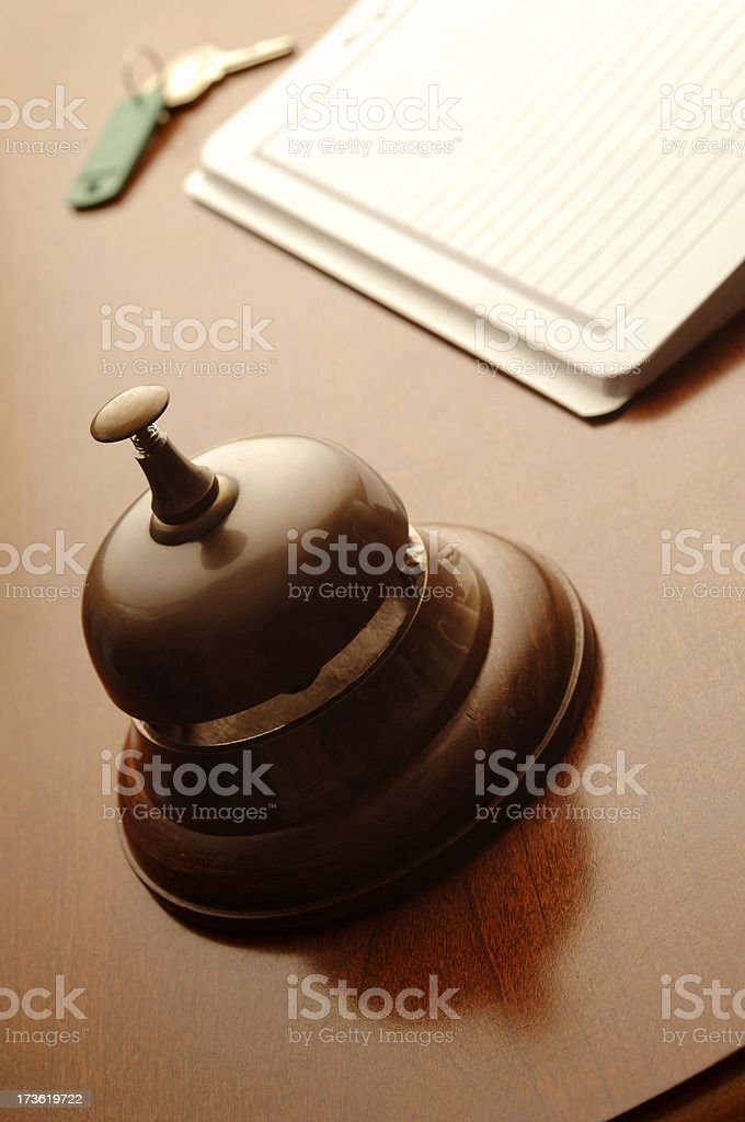 Ring for Service royalty-free stock photo