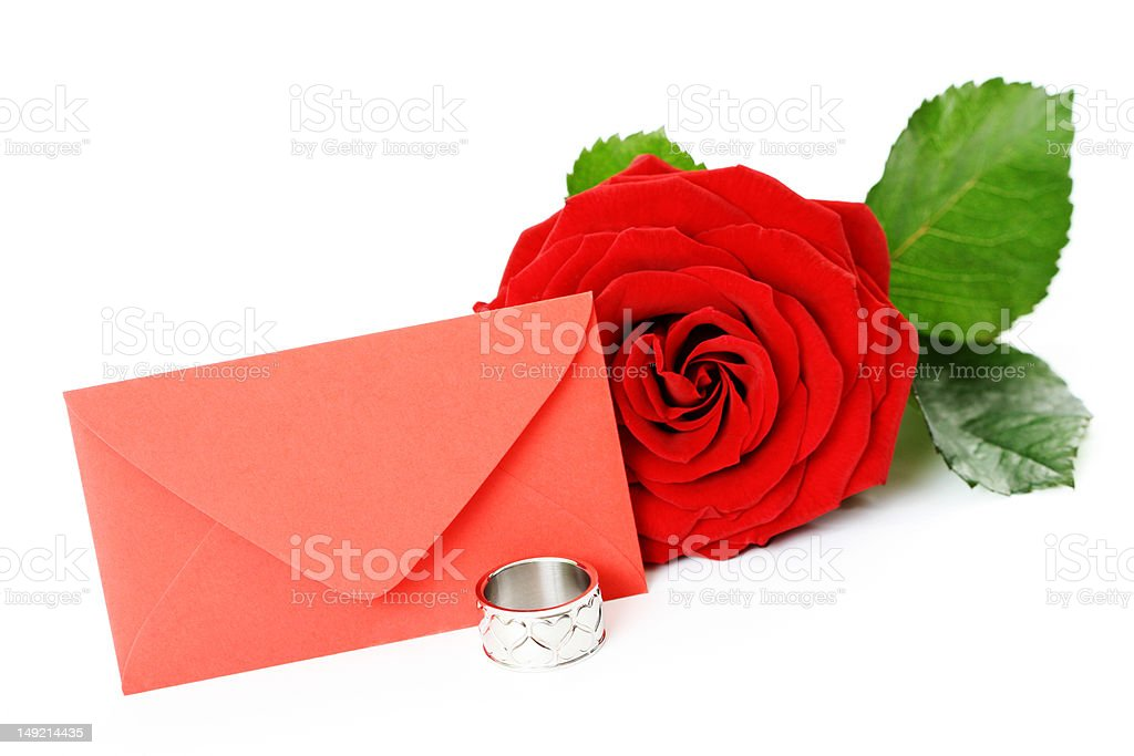 ring for you royalty-free stock photo