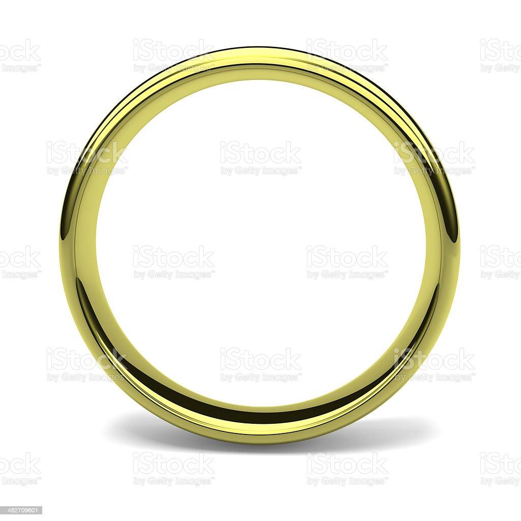 Ring Frame stock photo