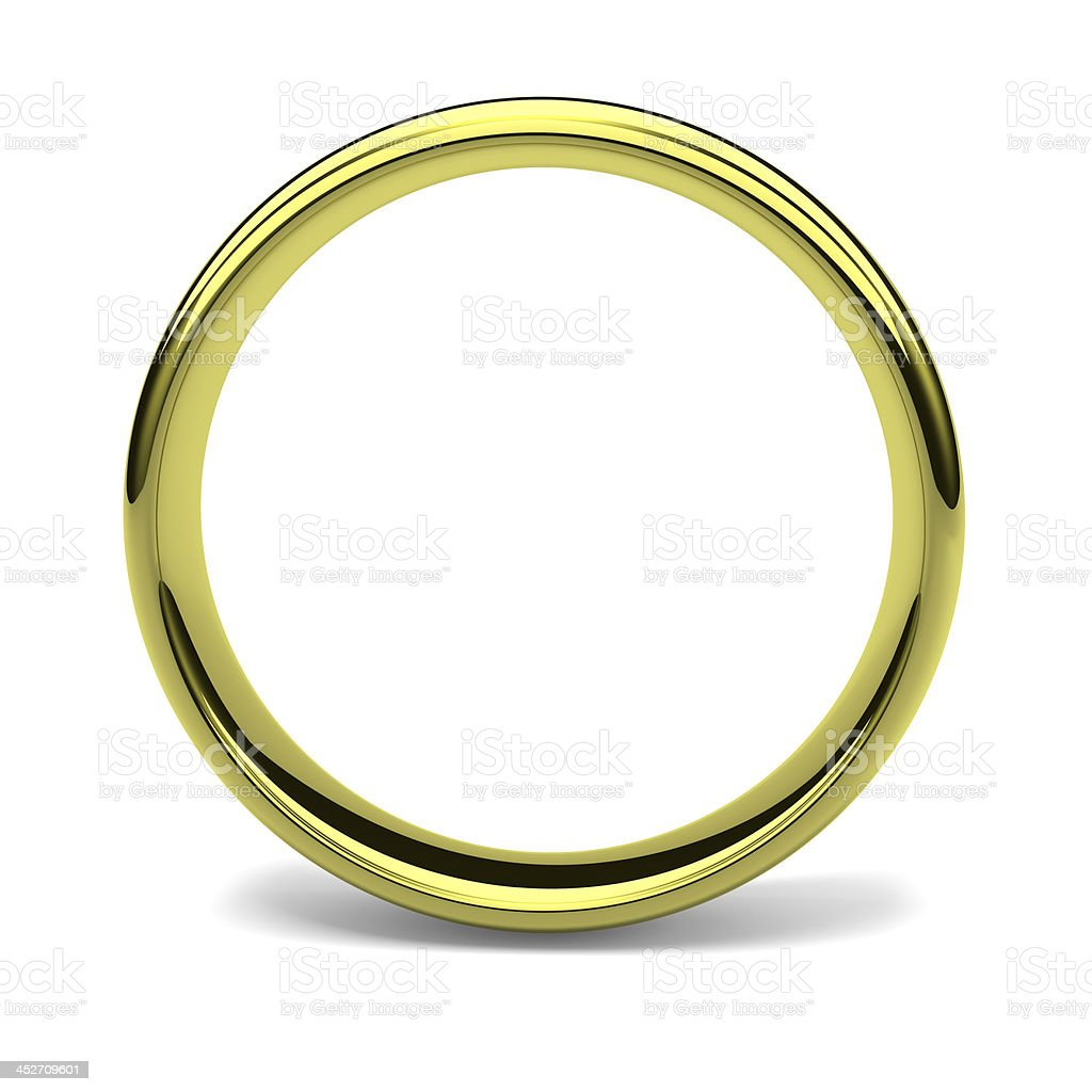 Ring Frame stock photo
