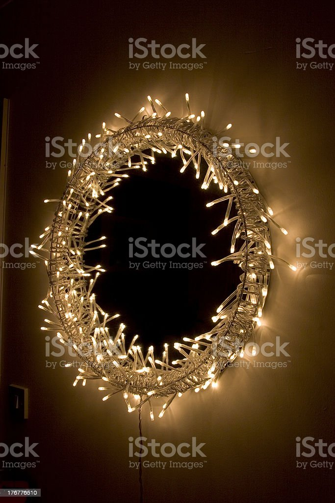 Ring of Lights (Full) royalty-free stock photo
