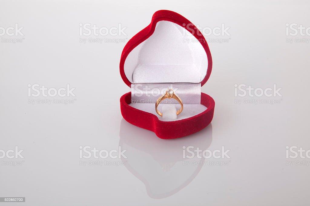 Ad anello foto stock royalty-free