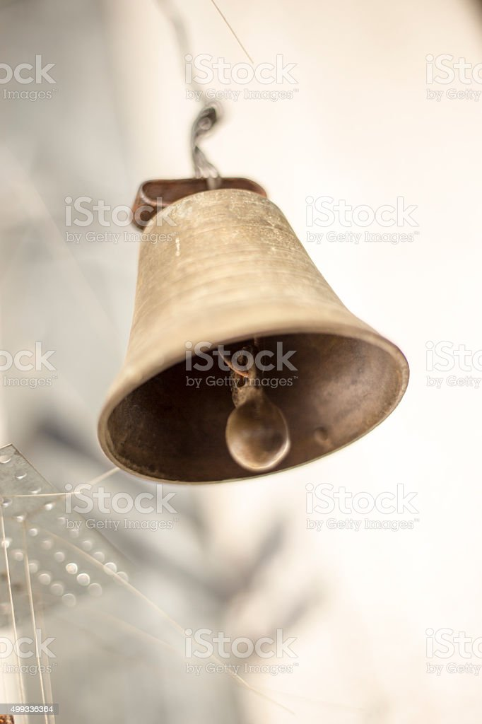 Ringing Bell stock photo